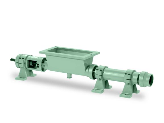 CJ Model Pump