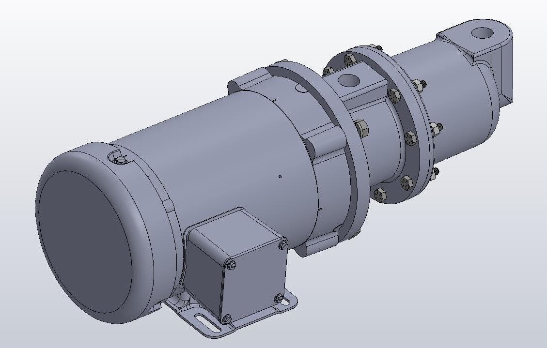 Vertical CPM Pinned 3 Phase Pumps