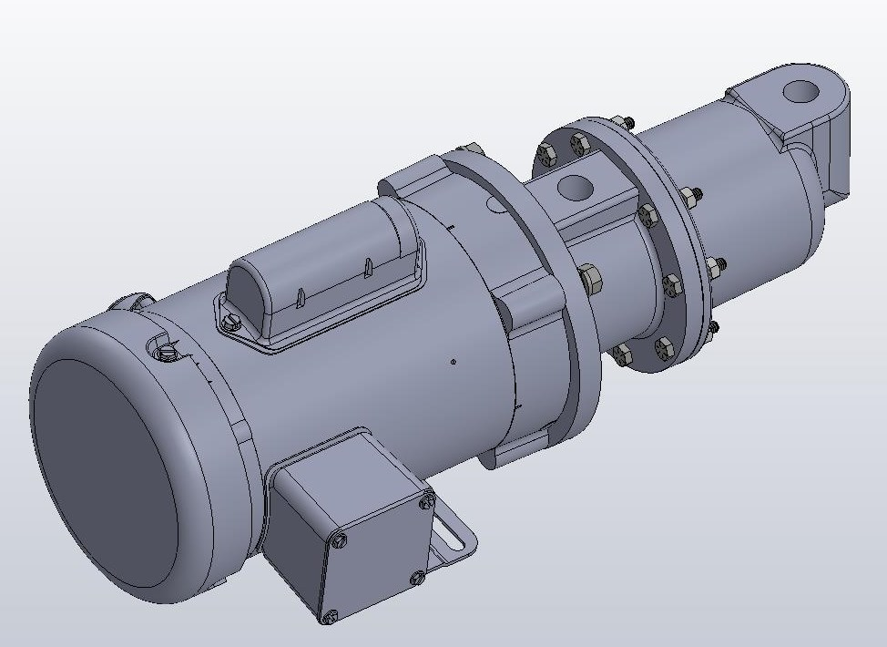 Vertical CPM Threaded Single Phase Pumps
