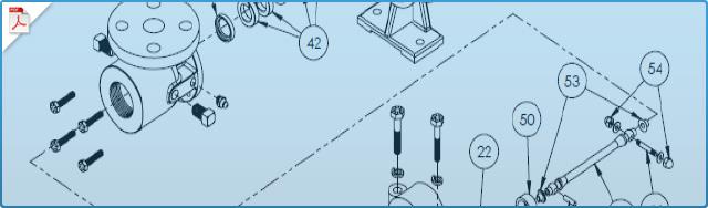 CM1 Pump Replacement Parts