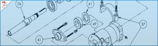 CM2 Pump Replacement Parts