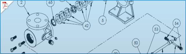 CM3 Pump Replacement Parts