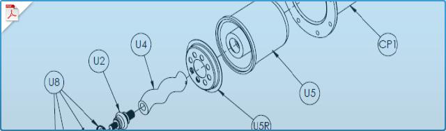 CPML44 Pump Replacement Parts